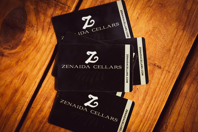 Zenaida Cellars Gift Card
